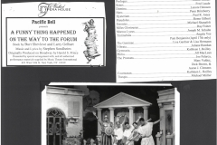A Funny Thing Happened on the Way to the Forum spring 1999