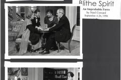 Blithe Spirit Sept 1998