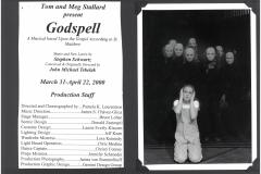 Godspell March 2000