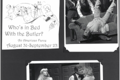 Whos in Bed with the Butler Sept 2001