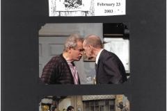 The Sunshine Boys Jan 2003