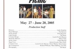 Picnic June 2005