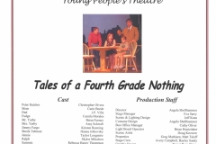 Tales of a 4th Grade Nothing 2004