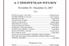 A Christmas Story dec 2007