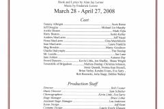 Brigadoon March 2008