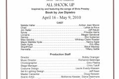 All Shook Up April 2010