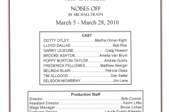 Noises Off March 2010