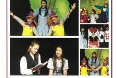 Disneys Alice in Wonderland pics