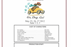 Go Dog Go May 2012