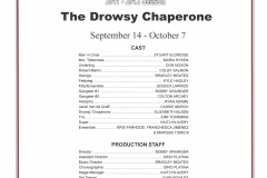 The Drowsy Chaperone Sept 2011
