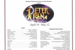 Peter Pan April 2013