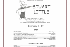 Stuart Little Feb 2013