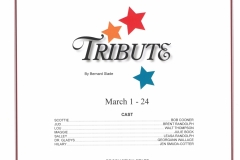 Tribute March 2013