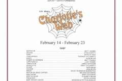 Charlottes Web Feb 2014