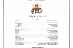 Grease July 2013