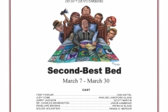 Second Best Bed March 2014