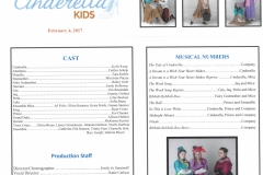 Disneys Cinderella Kids Feb 2017