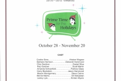 Prime Time for the Holidays Dec. 2016