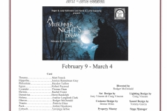 A Midsummer Night's Dream Feb 2018