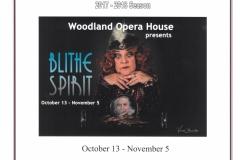 Blithe Spirit Oct. 2017
